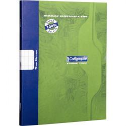 Cahier de brouillon format 17x22cm - 96 pages - Séyès