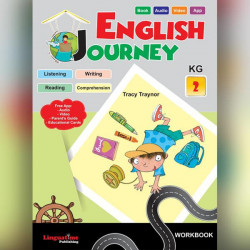 Voyage Anglais Maternelle 2 (cahier d'exercice)