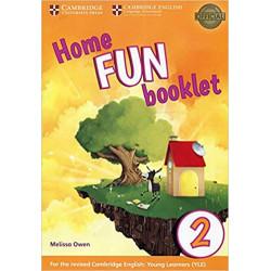 Home Fun Booklet 2