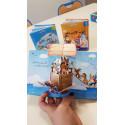 Livres 3D Pinnocchio en arabe قصة بينوكيو