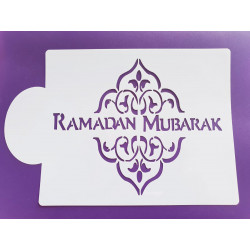 Pochoirs de gâteau ou activités manuelles pour Ramadan et l'Aïd