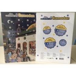 Calendrier  du ramadan  spéciale Quizz