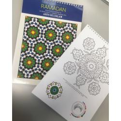 Calendrier du Ramadan Art de l'islam