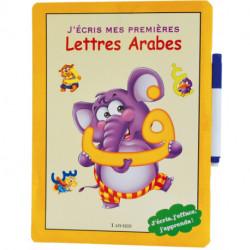 J'écris mes premières Lettres Arabes