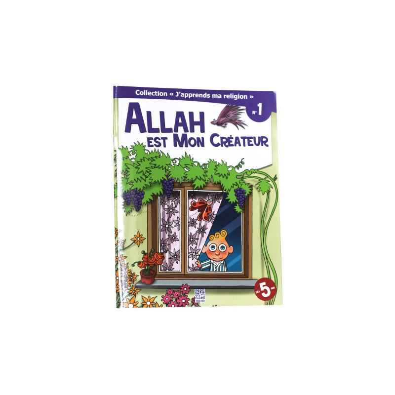 J'apprends ma religions Allah est mon créateur N°1