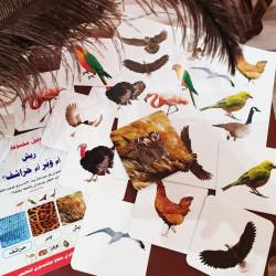 Coffret MONTESSORI animaux ARABE
