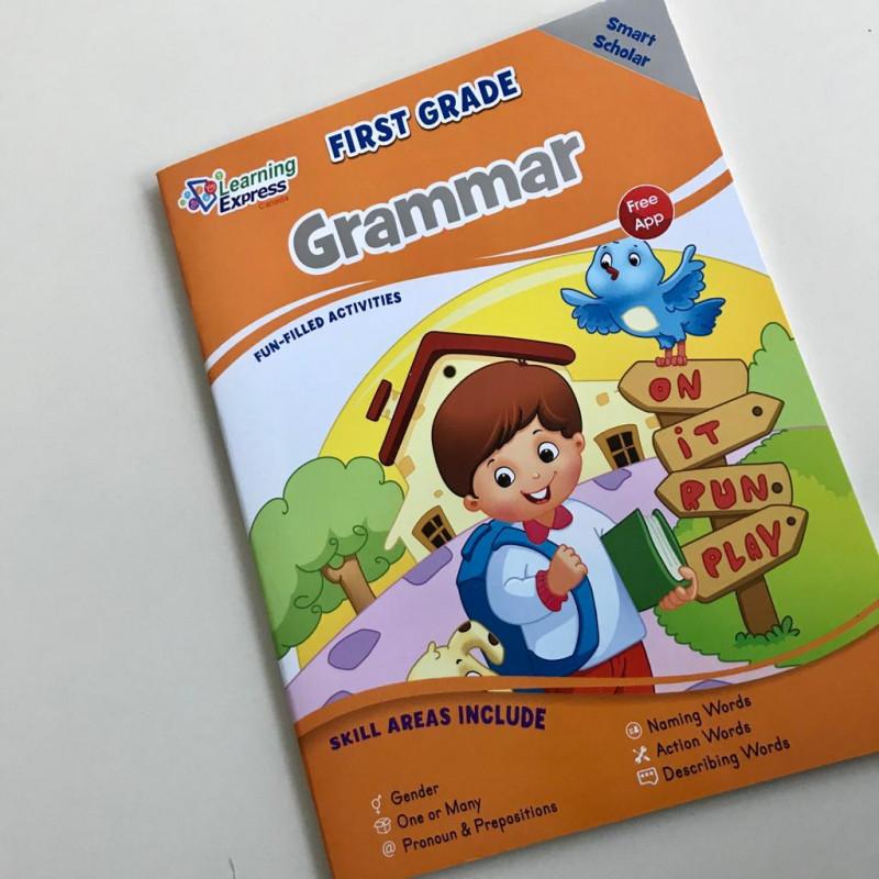 First Grade Grammar