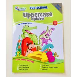 Pre-School Uppercase Alphabet