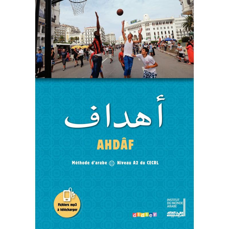 Méthode d'arabe AHDAF niveau A2