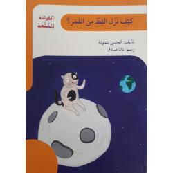 Comment le chat est descendu de la lune (niveau 5) - كيف نزل القطّ من القمر