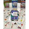 Les lettres et les mots en arabe - Pack de 28 cartes de jeu et  de vocabulaire