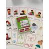 Les basiques à apprendre - Pack de 28 cartes de jeu et  de vocabulaire