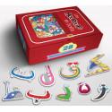 Les Houroufs en boîte - Figurines magnétiques -Edition limitée