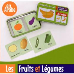 Les fruits et légumes en arabe