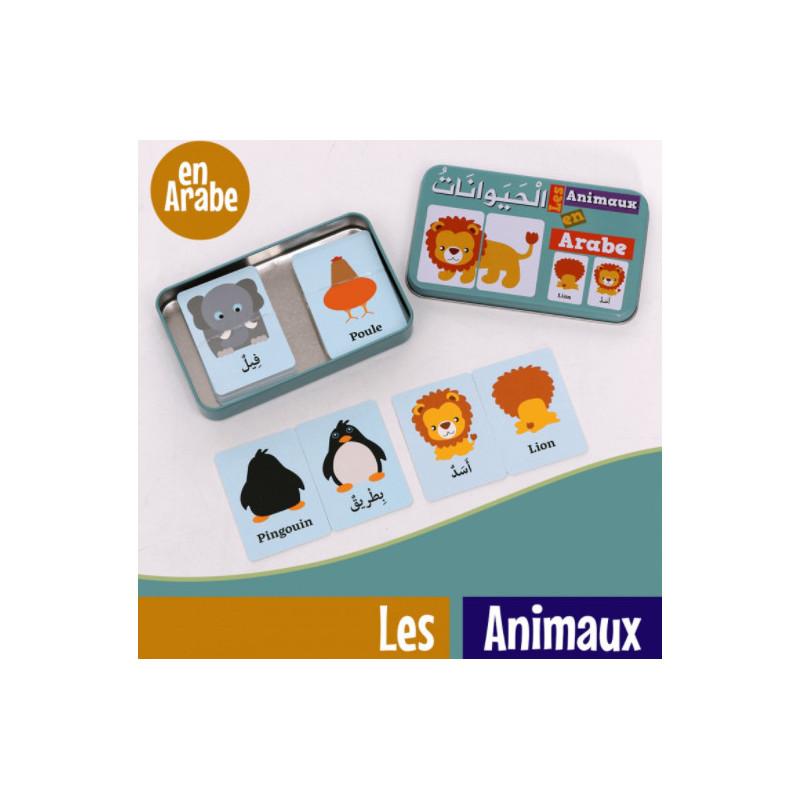 Les animaux en arabe