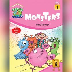 """Monsters """"KG1"""""""