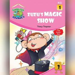 """Zuzu's magic show """"KG1"""""""