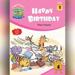 """Happy Birthday """"KG1"""""""