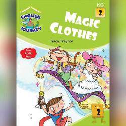 """Magic clothes """"KG2"""""""