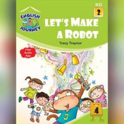"""Let's make a robot """"KG2"""""""