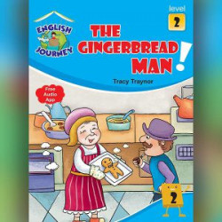 "The gingerbread man! ""level2"""
