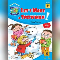 """Let's make a snowman """"level 2"""""""