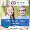 Anglais - Inscription 2020/2021