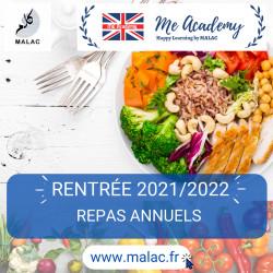 Repas 2021