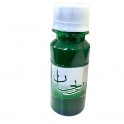 Encre persane couleur verte  70ml